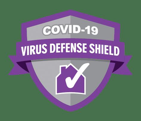 COVID-19 Virus Defense Shield